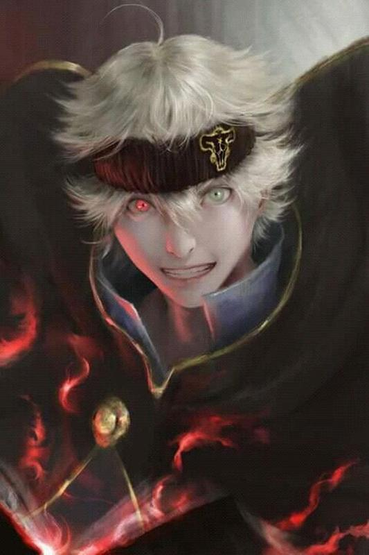 Art Wallpapers Black Clover Hd For Android Apk Download