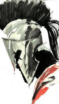 Wallpapers  Spartan Warrior HD screenshot 3
