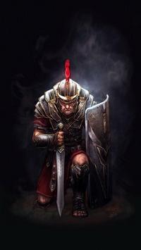 Wallpapers  Spartan Warrior HD screenshot 1
