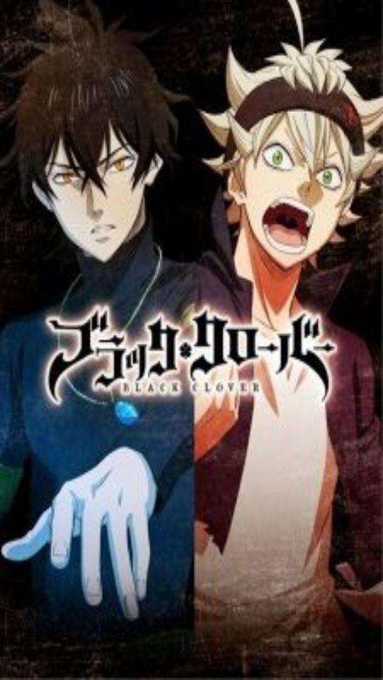Black Clover Wallpapers Hd For Android Apk Download