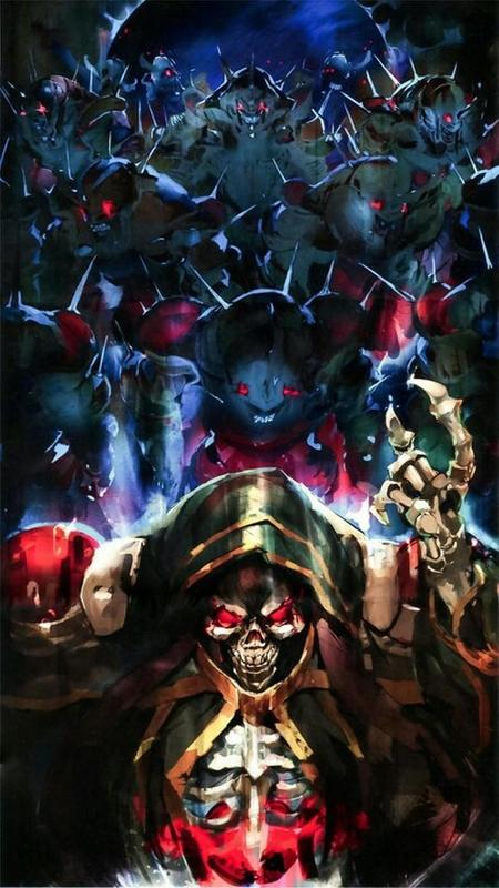 Cool Overlord-Wallpapers HD for Android - APK Download