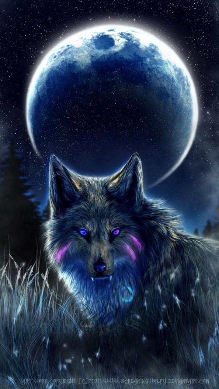 Wolf Wallpapers 4k For Android Apk Download
