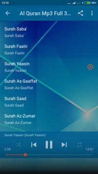 Al Quran Mp3 Suara Merdu Offline screenshot 1