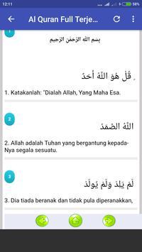 Al Quran Mp3 Suara Merdu Offline screenshot 2