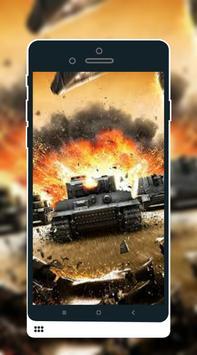 Army Tank Wallpaper screenshot 3