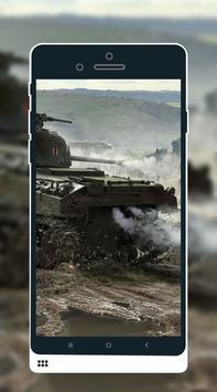 Army Tank Wallpaper screenshot 2