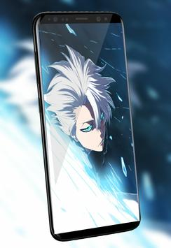 Toshiro Hitsugaya Wallpaper screenshot 3