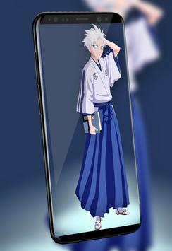 Toshiro Hitsugaya Wallpaper screenshot 1