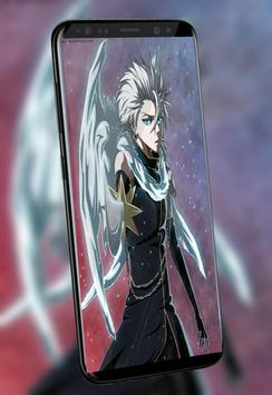 Toshiro Hitsugaya Wallpaper screenshot 2