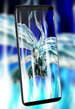 Toshiro Hitsugaya Wallpaper screenshot 5