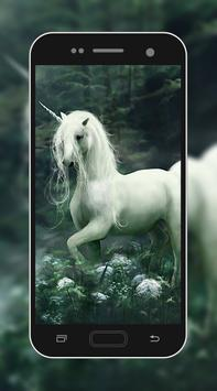 3D Unicorn HD Wallpaper screenshot 4