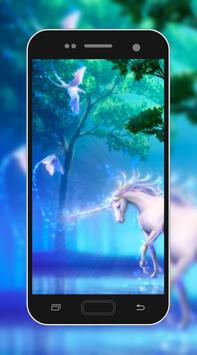 3D Unicorn HD Wallpaper screenshot 5