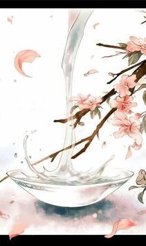Sakura Art Wallpaper screenshot 3