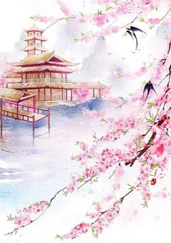 Sakura Art Wallpaper screenshot 18