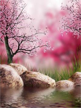 Sakura Art Wallpaper screenshot 7