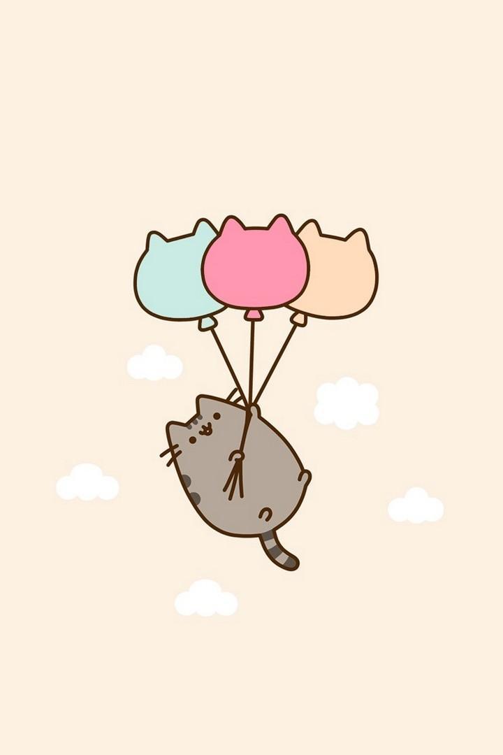 Cute Pusheen Cat Wallpaper Hd For Android Apk Download