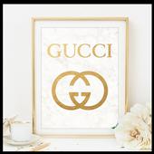 Gucci HD Wallpaper icon