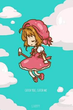 Cardcaptor Sakura Wallpaper Art HD poster