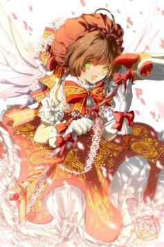 Cardcaptor Sakura Wallpaper Art HD screenshot 7