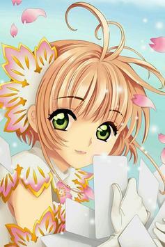 Cardcaptor Sakura Wallpaper Art HD screenshot 4