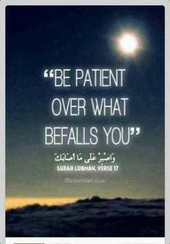 Gallery of Quran Quotes apk screenshot