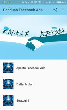 Tutorial dan Panduan Facebook Ads Bagi Pemula poster