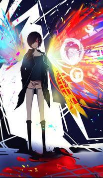 Ghoul Hero Anime Wallpapers HD screenshot 3