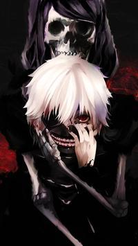 Ghoul Hero Anime Wallpapers HD screenshot 1
