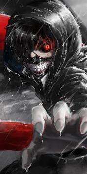 Ghoul Hero Anime Wallpapers HD screenshot 7