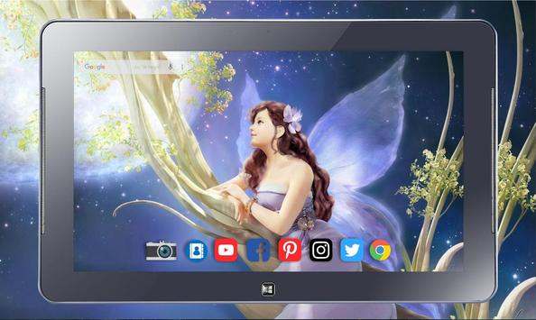 Fairy Wallpapers Art HD screenshot 7