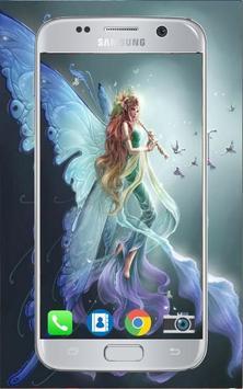 Fairy Wallpapers Art HD screenshot 4