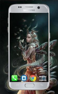 Fairy Wallpapers Art HD screenshot 5