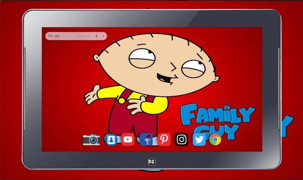 HD Stewie Griffin Wallpaper apk screenshot