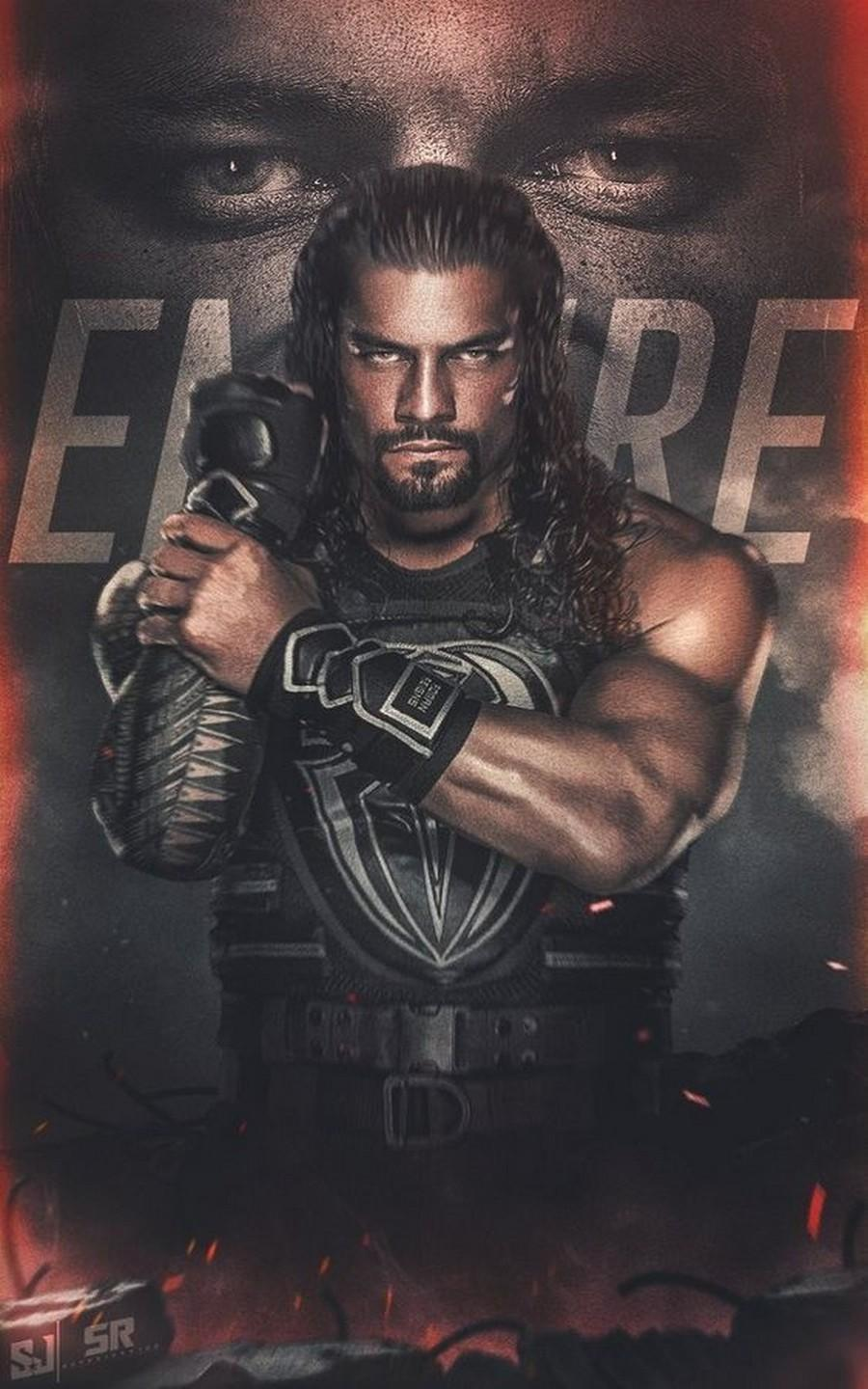 Roman Reigns Hd Wallpapers For Android Apk Download