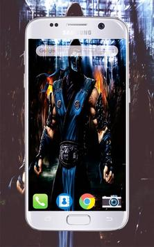 HD Mortal Wallpapers Kombat screenshot 3