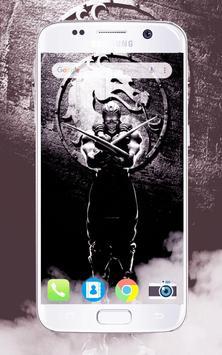 HD Mortal Wallpapers Kombat screenshot 5