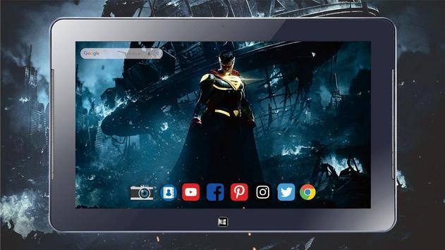 Super Wallpapers live HD apk screenshot