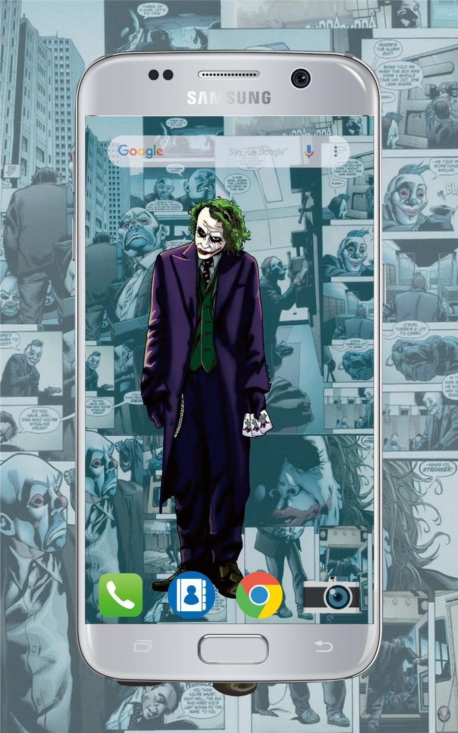 Best Joker Wallpapers 4k Hd Backgrounds For Android Apk