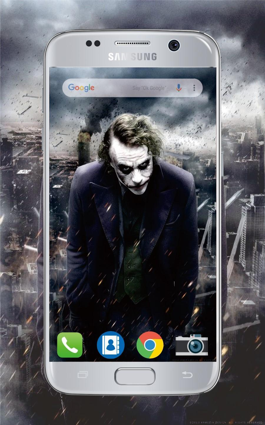 Best Joker Wallpapers 4K HD Backgrounds for Android - APK