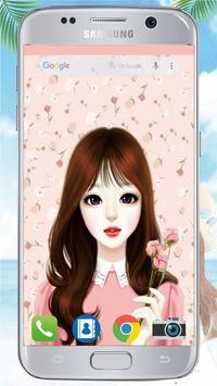 Cute Laurra Girl Wallpapers screenshot 7