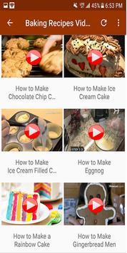Baking Recipes screenshot 2