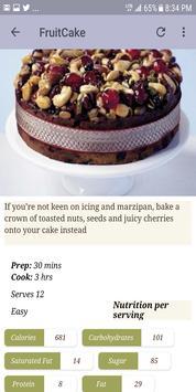 Baking Recipes screenshot 4