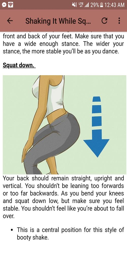 How To Twerk For Android Apk Download