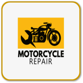 Repair your Motorcycle icon
