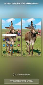 Donkey Wallpapers HD screenshot 1