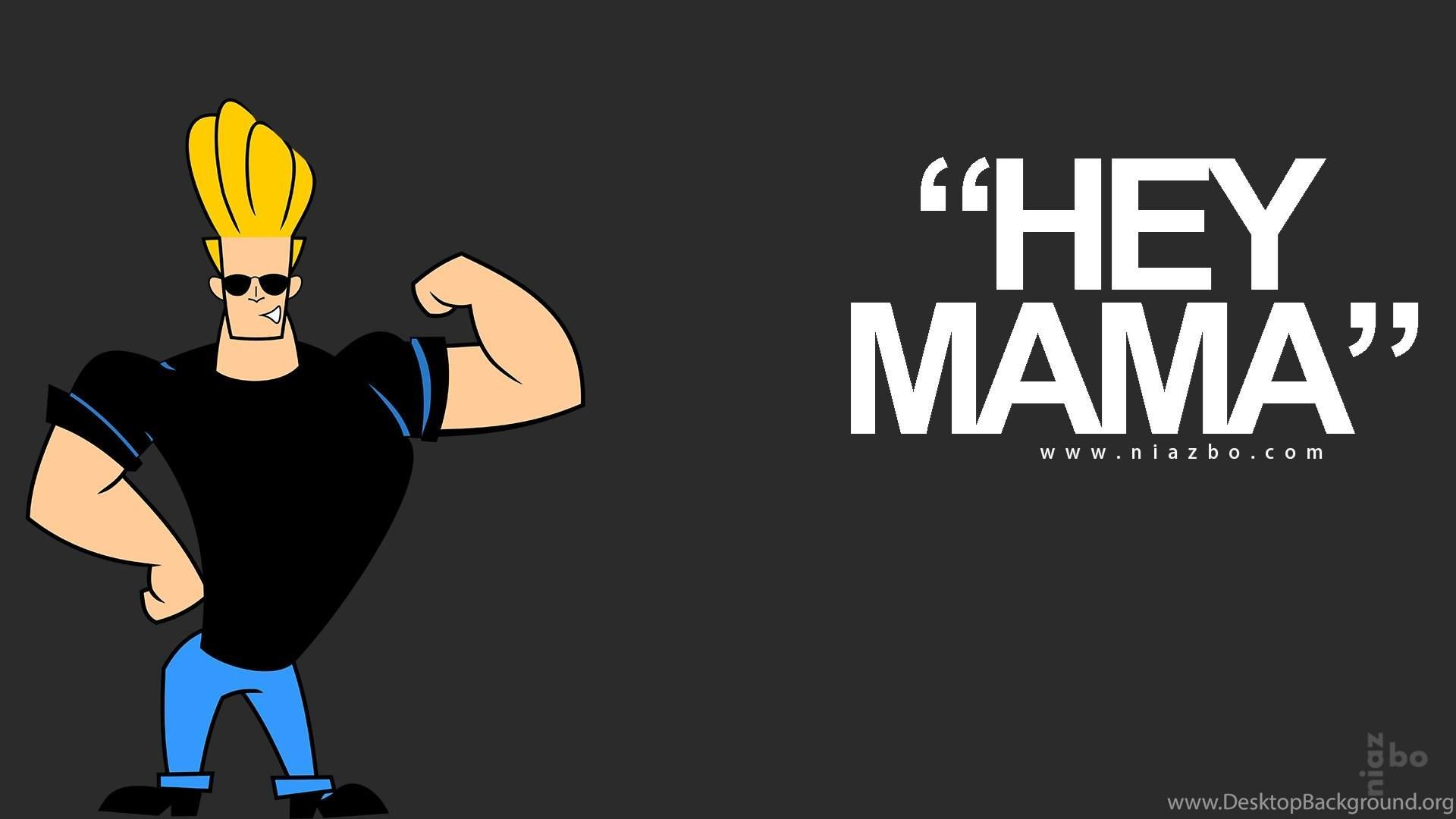 Johnny Bravo Wallpaper For Android