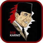 Soekarno Wallpaper icon