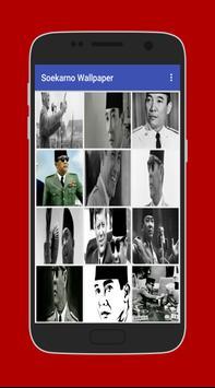 Soekarno Wallpaper poster