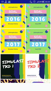 Soal USM STAN 2009-2017 Sistem CAT screenshot 7