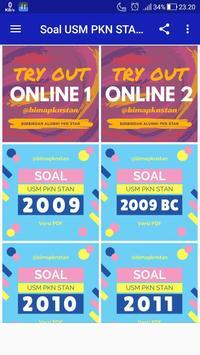 Soal USM STAN 2009-2017 Sistem CAT screenshot 5